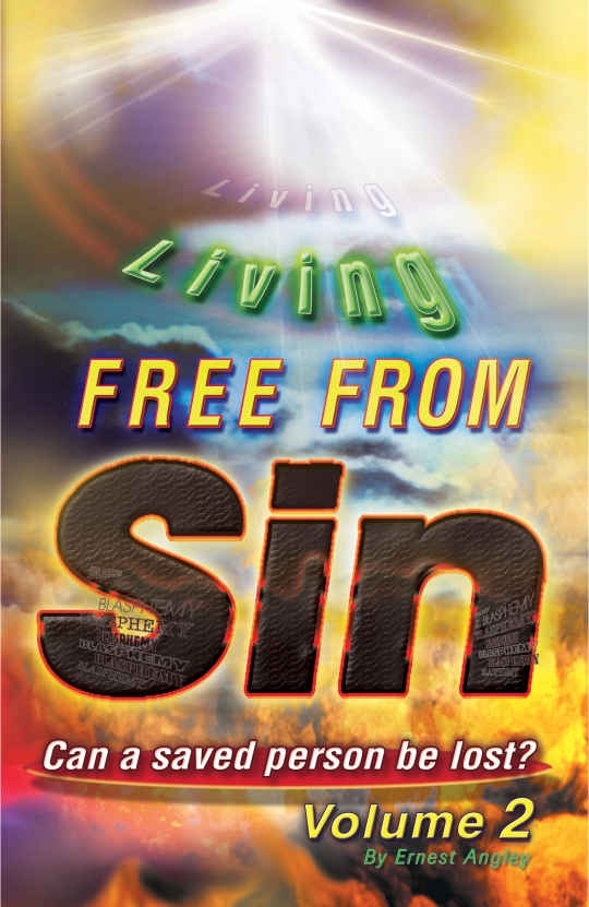 Living Free from Sin, Volume 2